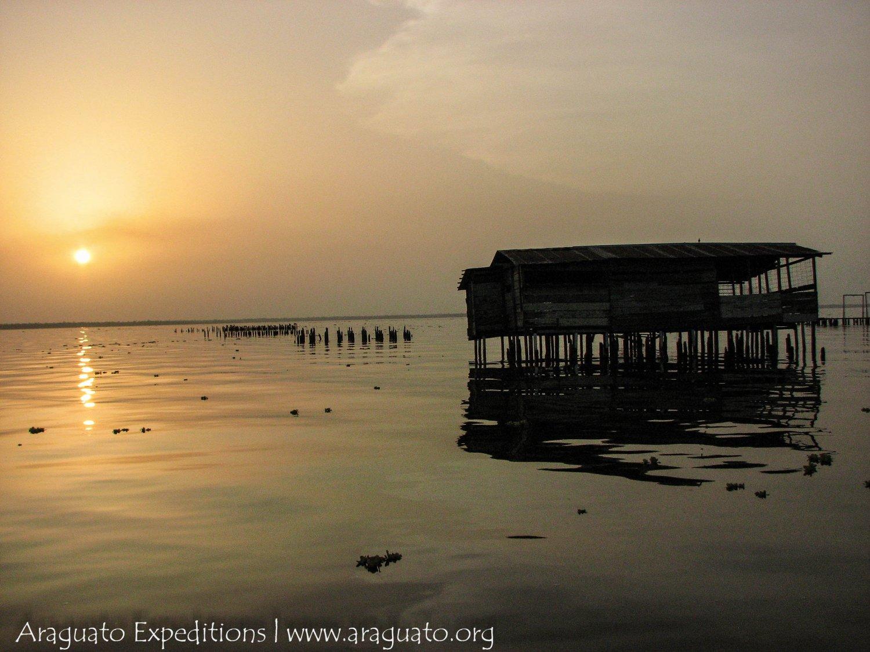 Lake Maracaibo: geographical location, description, origin 8