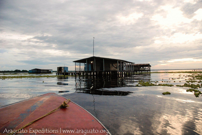 Lake Maracaibo: geographical location, description, origin 59