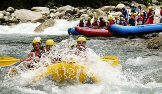 """Araguato Expeditions"" Tour | Safari Los Llanos + Rafting in Barinas - Venezuela"